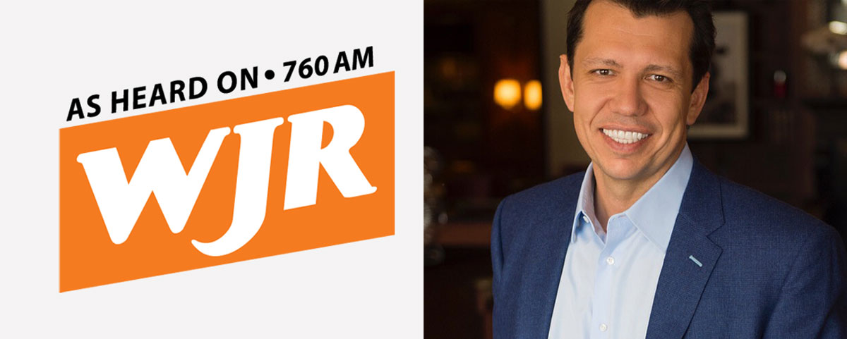 dr. glowacki on wjr radio